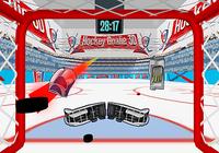 Ice Hockey Goalie 3D