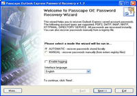 Passcape Outlook Express Password