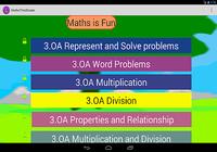 Troisième année Mathématiques
