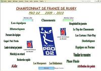 PRO D2  2009-2010