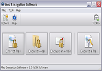 MEO File Encryption Software
