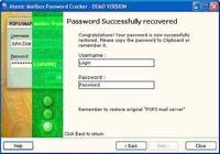 Atomic Mailbox Password Recovery