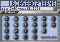 QuData Calculator