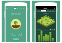 Forest : Rester concentré (Stay focused) iOS