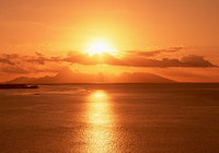 Gold Ocean Screensaver