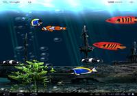 Fond gratuit animé Aquarium