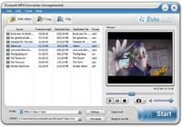 Eviosoft MP4 Converter