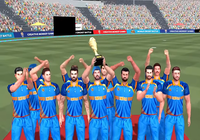 World Cricket Battle - Multiplayer & My Career Android