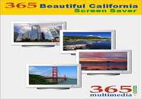 365 Beautiful California Screen Saver