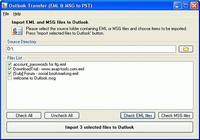 Outlook Transfer