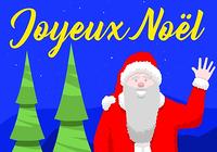 Kit pour cartes de Noël 2019