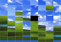 Shuffle Desktop Screensaver