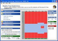 User Time Administrator