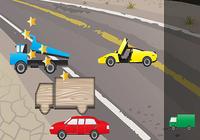 Puzzle pour enfants voitures