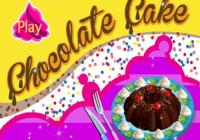 Cuire gâteau au chocolat