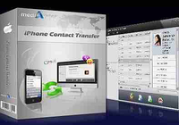 mediAvatar Transfert Contact iPhone Mac