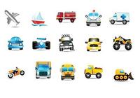Sons pour enfants : Transports