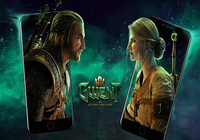 Gwent Mobile : The Witcher Card Game ( iPhone / Android )