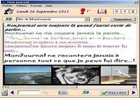 MonJournal version 2