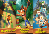Crash Bandicoot : On the Run Android