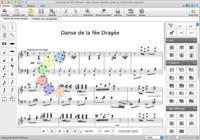 Crescendo - Notation musicale pour Mac