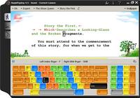 Portable Rapid Typing Tutor