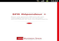 SFR Business Répondeur
