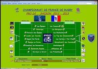 Pro D2  2012-2013