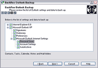 BackRex Outlook Backup