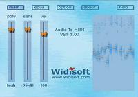 Audio To MIDI VST (PC)