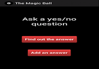 La boule magique