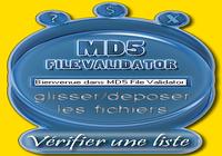 MD5 File Validator