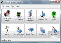 PingCOPA Network Monitoring Software
