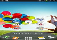 GalaxyS4 Next Launcher Theme