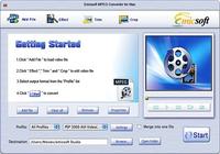 Emicsoft MPEG Convertisseur pour Mac