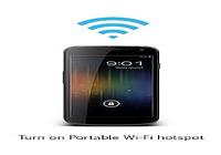 Portable hotspot Wi-Fi