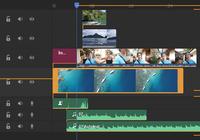 Adobe Project Rush sur Mac