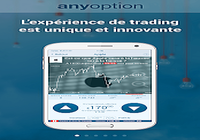 Anyoption - Options Binaires