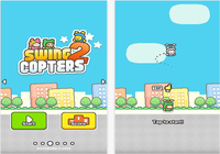 Swing Copters 2 iOS