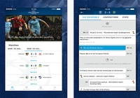 UEFA champions League iOS