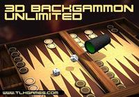 3D Backgammon Unlimited