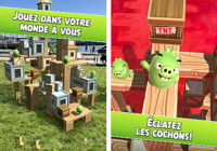 Angry Birds AR : Isle of Pigs Android
