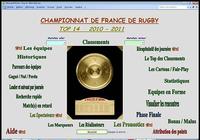 TOP 14  2010-2011