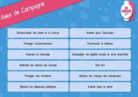 Ma campagne iOS