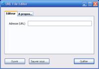 URL File Editor