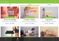 Les Entrainements workout app Android
