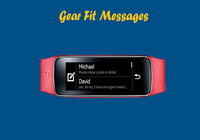 Gear Fit Messages