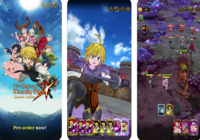 The Seven Deadly Sins: Grand Cross iOS