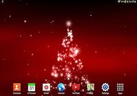 Noël 3D fond d'écran animé