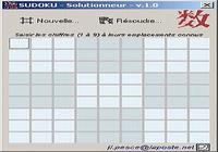 Sudoku Solutionneur